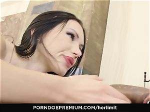 HER restrain - tough ass fucking and face tear up with Sasha Rose