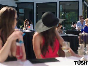 TUSHY.com Feature showcase Abigail Part 2
