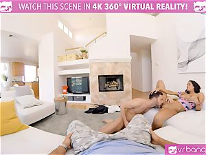 VR PORN-Caught my wifey shag my manager