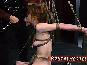 bdsm weekend and banging machine squirt bondage hardcore gorgeous youthfull damsels, Alexa Nova and