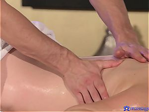 ultra-cute Elena gets a passionate internal ejaculation from a super-hot boy