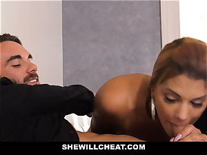 SheWillCheat - sizzling cheating wife vengeance boinking