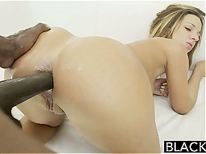 blinding Jada Stevens prepped for huge pecker in her butt