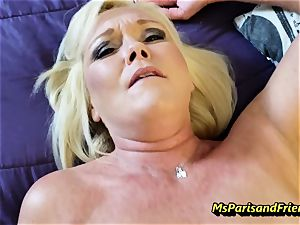 Ms Paris Rose in barred pleasures