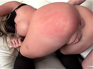 LiveGonzo Amy Brooke In enjoy With anal invasion act