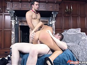 India Summer strewn wth two lots of cum
