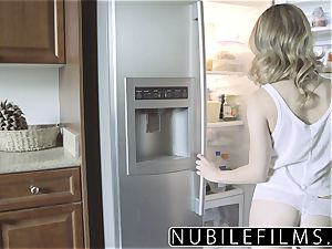 NubileFilms - Day Dreaming About man meat Till She ejaculates