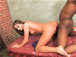 eager for jism Tori black gets a flow spewed out in her mouth