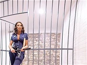 VR PORN-August Ames Get plowed rock-hard in prison