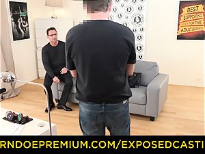 unveiled audition - Coco de Mal plumbed in scorching casting