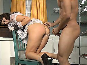 Maids are always epic sluts