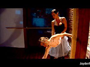 stellar ballet lessons w Jayden Jaymes