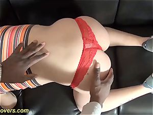 pregnant nubile screwed by her trainer