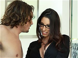 Taylor Reed smashes her dude with Dava Foxx