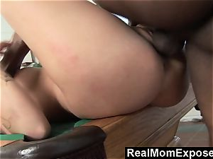 RealMomExposed Stacy TBlack Cockhorn Cant