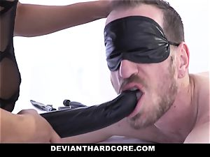 DeviantHardcore - diminutive chinese Dom Gets Laid