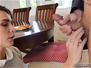 parent molested me railing the senior knob!