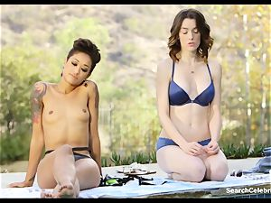 Ashlynn Yennie and Sara Luvv - submission S01E01