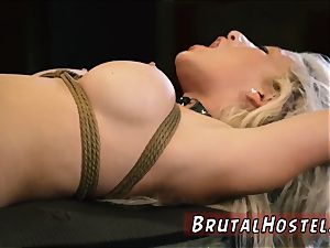 encaged romp sub gonzo Big-breasted light-haired sweetheart Cristi Ann is on vacation boating and