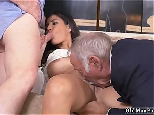 naughty old milf and boy gets oral pleasure first time Going South Of The Border