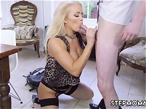 ass fucking rock-hard bitch hd Having Her Way With A rookie