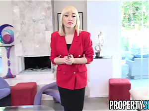 PropertySex professional Agent Lily Labeau Wants to pulverize client