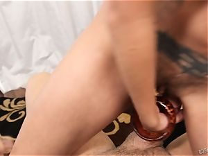 killer blondie Marsha May screwed doggystyle